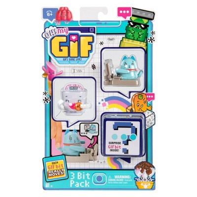 Oh! My Gif 3 Bit Pack - 3