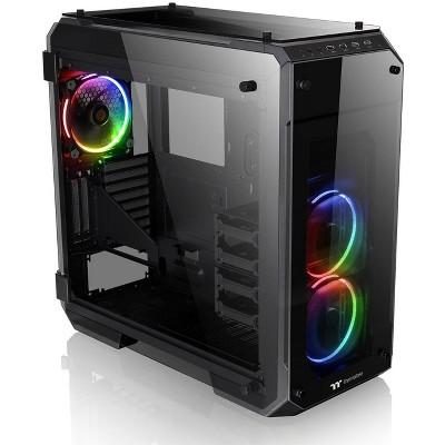 Thermaltake View 71 RGB E-ATX Full Tower Computer Case.