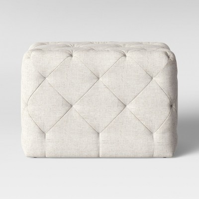 Tufted Bench Cream - Threshold™