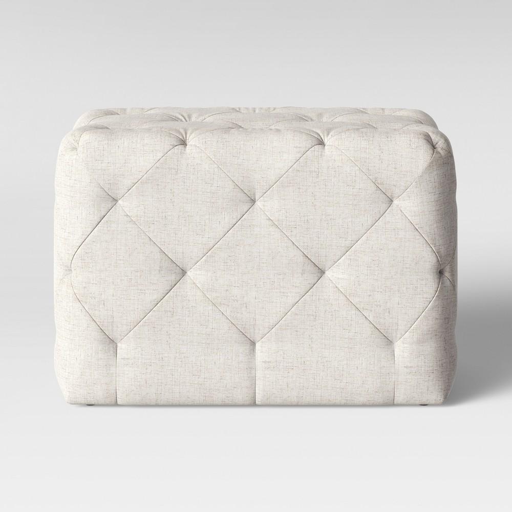 Tufted Bench Cream - Threshold