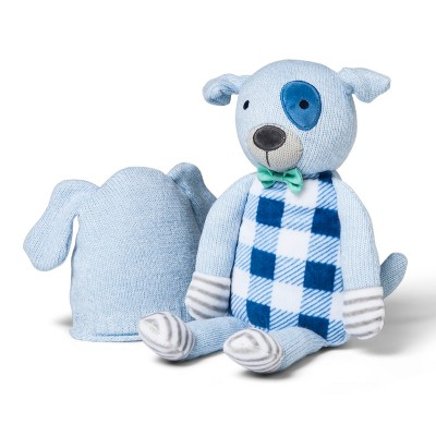 Plush and Hat Pup - Cloud Island™ Blue