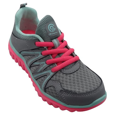 700dd448f3f09 Girls  C9 Champion® Premiere 5 Performance Athletic Shoes - Gray 2 ...