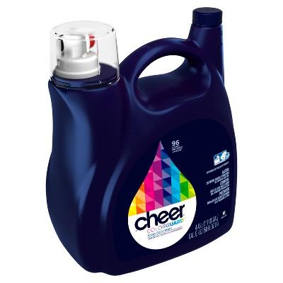 Cheer Colorguard Liquid Laundry Detergent - 150 fl oz