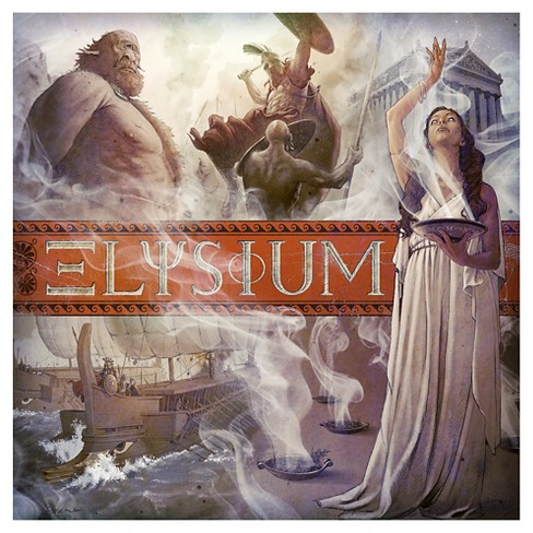 Elysium Board Game - image 1 of 5