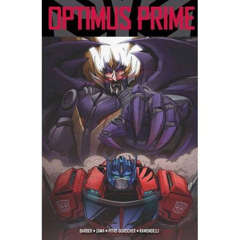 Transformers: Optimus Prime, Vol. 4 - by  John Barber (Paperback) - image 1 of 1