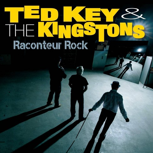 Ted  Key &  The Kingstons - Raconteur Rock (CD) - image 1 of 1