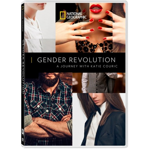Gender Revolution: A Journey With Katie Couric (DVD) - image 1 of 1