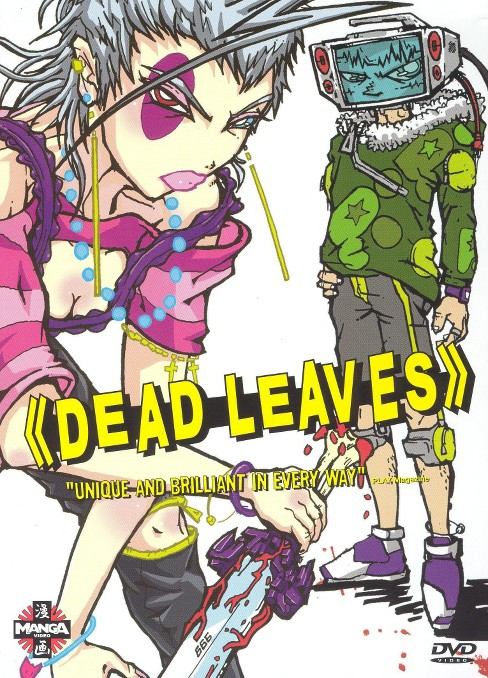Dead leaves (DVD) - image 1 of 1