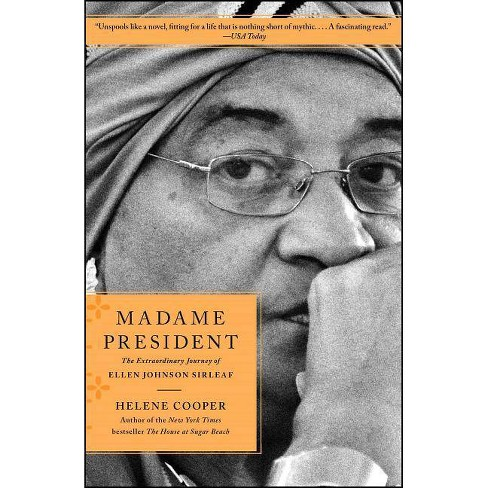 Madame President - by  Helene Cooper (Paperback) - image 1 of 1