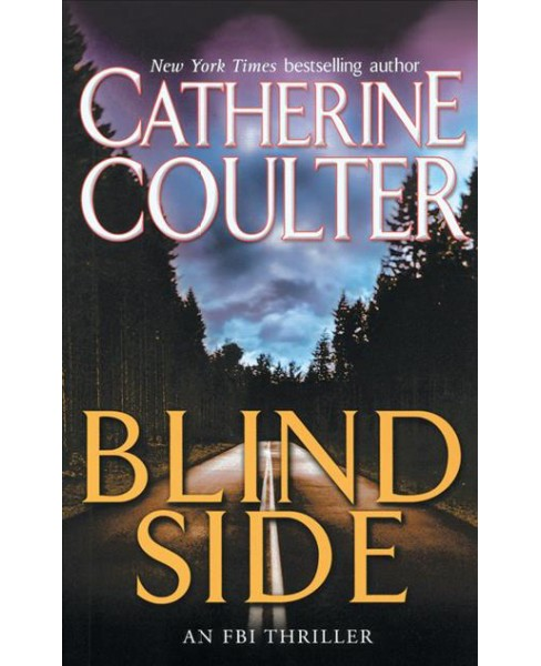 Blindside : Library Edition (Unabridged) (CD/Spoken Word) (Catherine Coulter) - image 1 of 1
