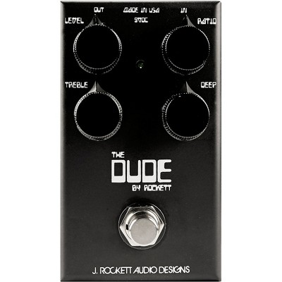 Rockett Pedals The Dude OD V2 Black