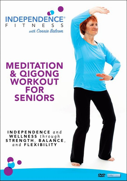 Independence Fitness:Meditation & Qig (DVD) - image 1 of 1