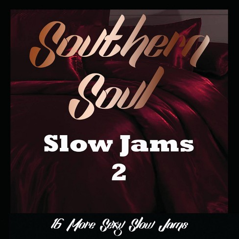 Various - Southern Soul Slow Jams 2 (CD) - image 1 of 1