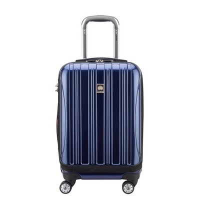 """DELSEY Paris Aero 19"""" Carry On Spinner Suitcase"""