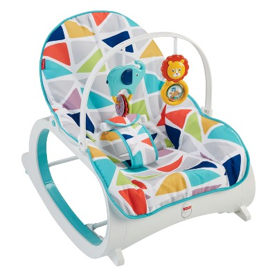 Fisher-Price Infant-to-Toddler Rocker - Slanted Sails