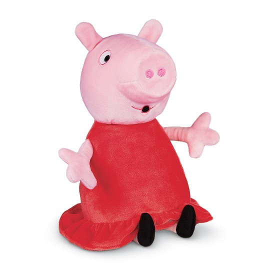 Peppa Pig Whistle n' Oink Plush image number null