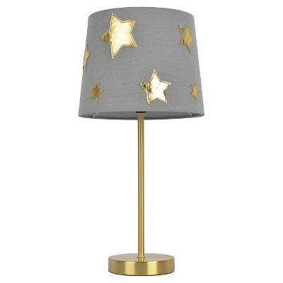 Gold Star Shade Table Lamp - Pillowfort™