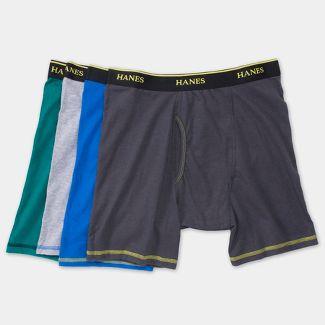 Hanes Men's Cool Comfort Boxer Briefs 4pk - XL