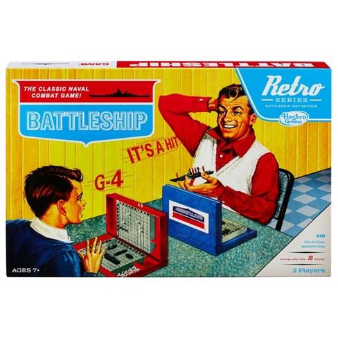 Battleship Game Retro Series 1967 Edition Target