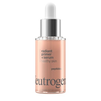 Neutrogena Healthy Skin Radiant Booster Primer & Serum - 1.0 fl oz