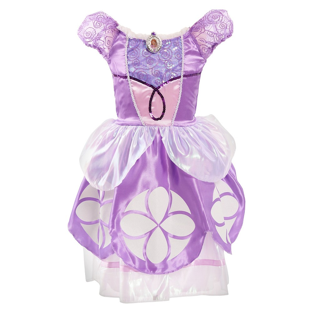 Sofia the First Royal Dress, Size: Small, Purple