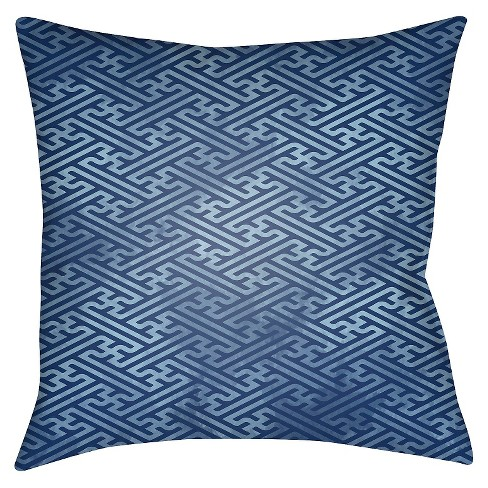 Paranaíba Geometric Throw Pillow - Surya - image 1 of 2