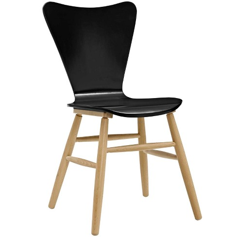 Cascade Wood Dining Chair - Modway - image 1 of 4