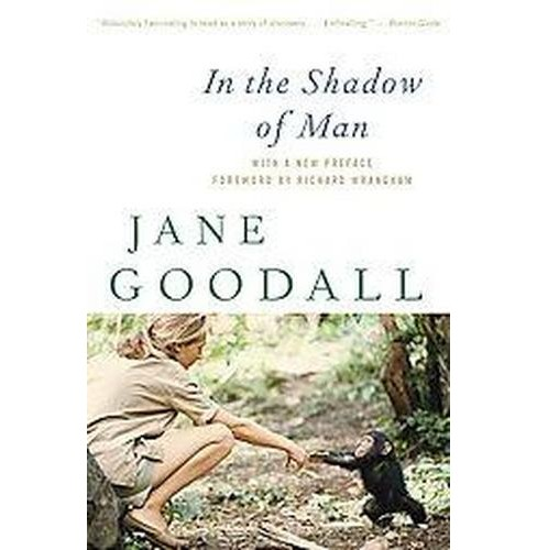 In the Shadow of Man (Paperback) (Jane Goodall) - image 1 of 1