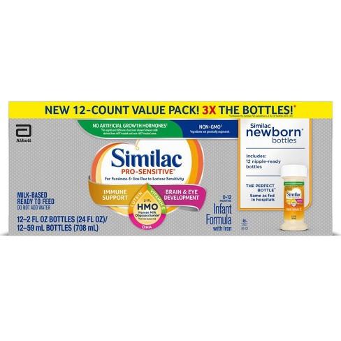 Similac Pro-Sensitive Infant Formula (Select Count) - image 1 of 4