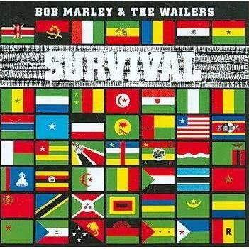 Bob Marley & The Wailers - Survival (Remastered) (CD)