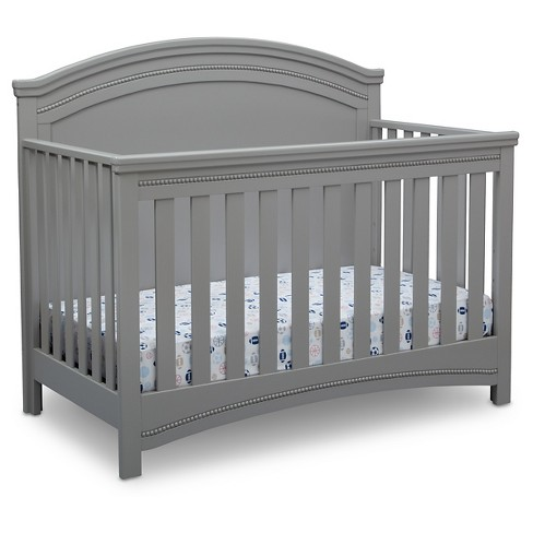 Simmons® Kids SlumberTime Emma Convertible  Crib 'N' More - image 1 of 4
