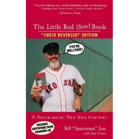 The Little Red (Sox) Book - by  Bill Spaceman Lee & Jim Prime (Paperback) - image 1 of 1