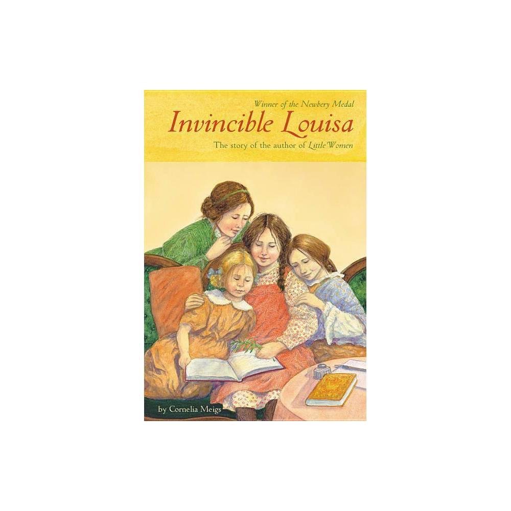 Invincible Louisa By Cornelia Meigs Paperback
