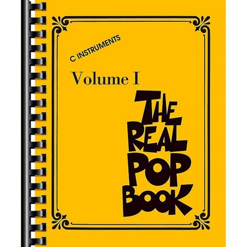Hal Leonard The Real Pop Book Volume 1 - Real Book Series - image 1 of 1