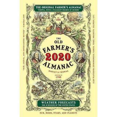 The Old Farmer's Almanac 2020, Trade Edition - (Paperback)