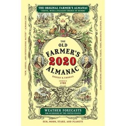 The Old Farmer's Almanac 2020, Trade Edition - (Paperback)