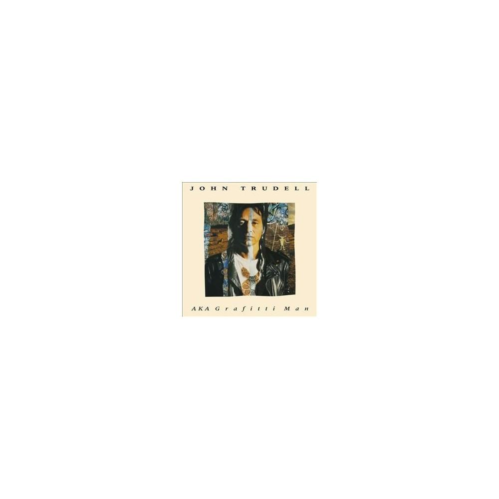 John Trudell - Aka Graffiti Man (Vinyl)