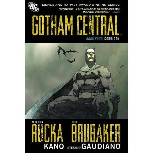 Corrigan - (Gotham Central) by  Greg Rucka & Ed Brubaker (Paperback) - image 1 of 1