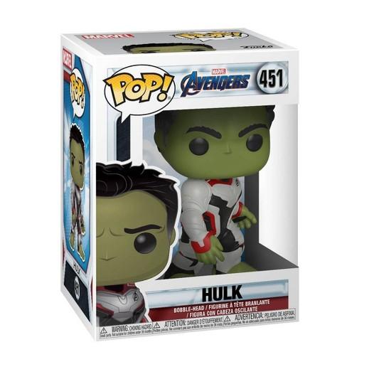 Funko POP! Marvel: Avengers: Endgame - Hulk image number null