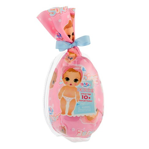 0489ef0679 Baby Born Surprise Collectible Baby Dolls With Color Change Diaper : Target