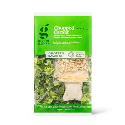 Chopped Caesar Salad Kit - 11.15oz - Good & Gather™