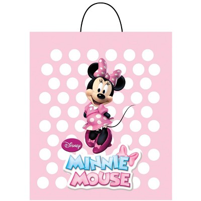Mickey Mouse Clubhouse Pink Minnie Mouse Essential Treat Bag