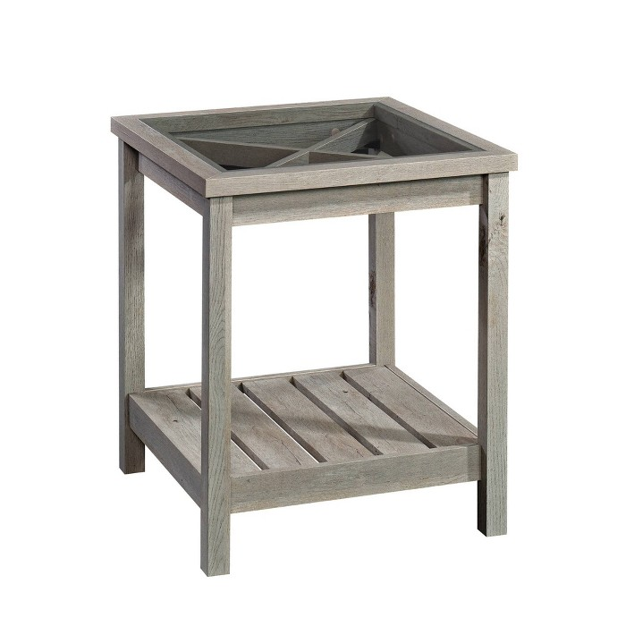 Cottage Road Side Table Mystic Oak - Sauder - image 1 of 5