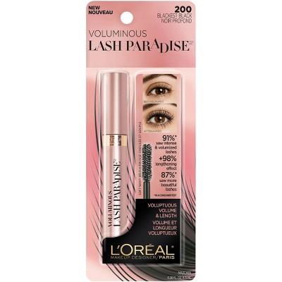 L'Oreal Paris Voluminous Lash Paradise Mascara - 0.28 fl oz