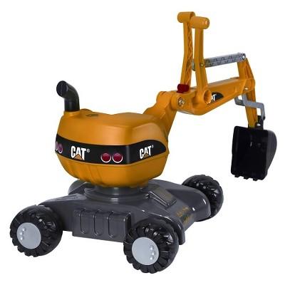 Kettler Rolly Digger Cat Ride-On