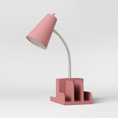 Room Essentials LED Organizer Task Lamp