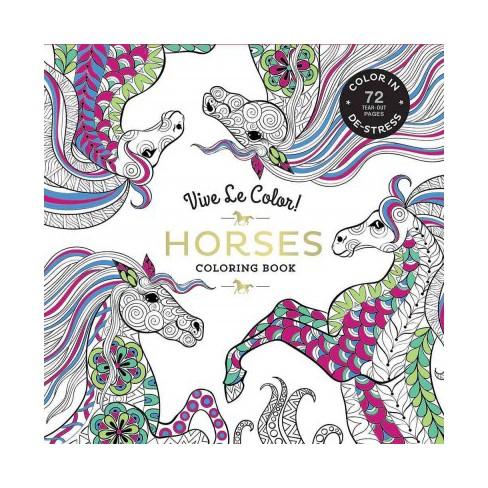 Vive Le Color! Horses. : Target