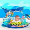 Disney Baby Finding Nemo Mr. Ray Ocean Lights Activity Gym - image 2 of 4