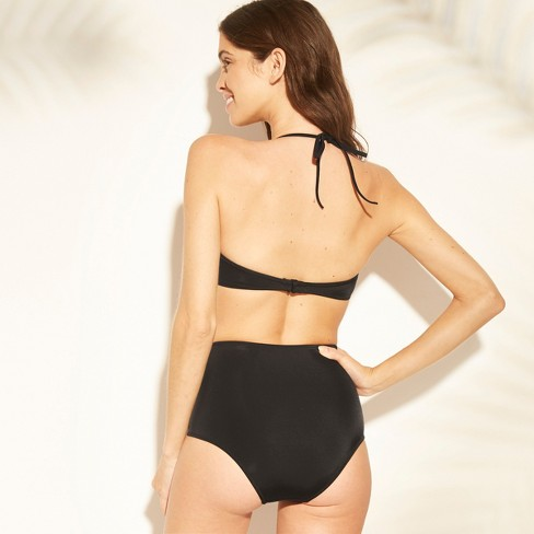 728d3ac829db53 Women's Shore Light Lift Halter Bikini Top - Shade & Shore™ : Target