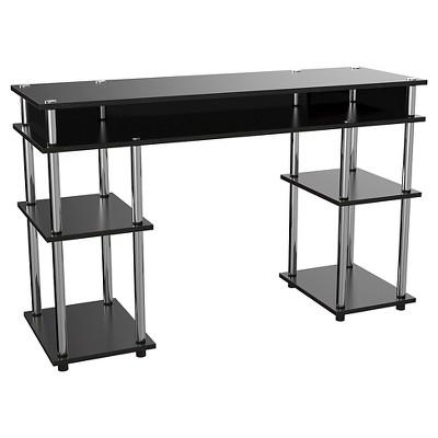 Designs2Go No Tools Student Desk - Breighton Home